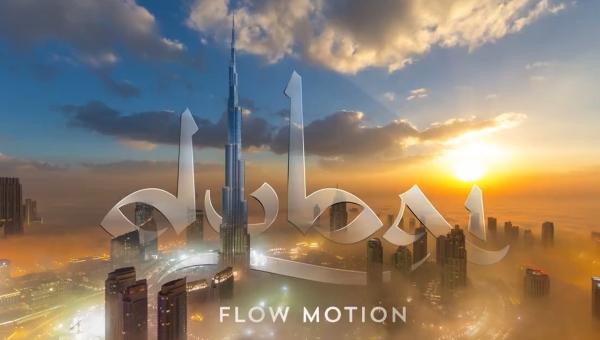 Dubai-Time-Flow